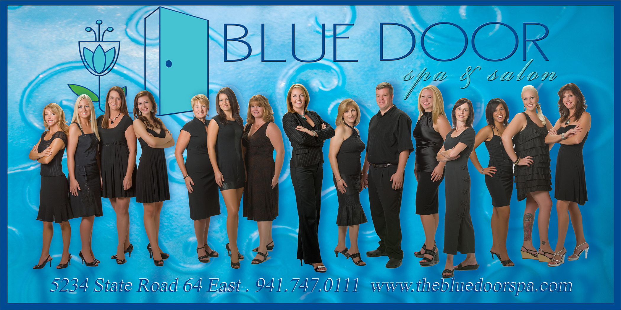 Creative Business Group Portraits, composite business portraits