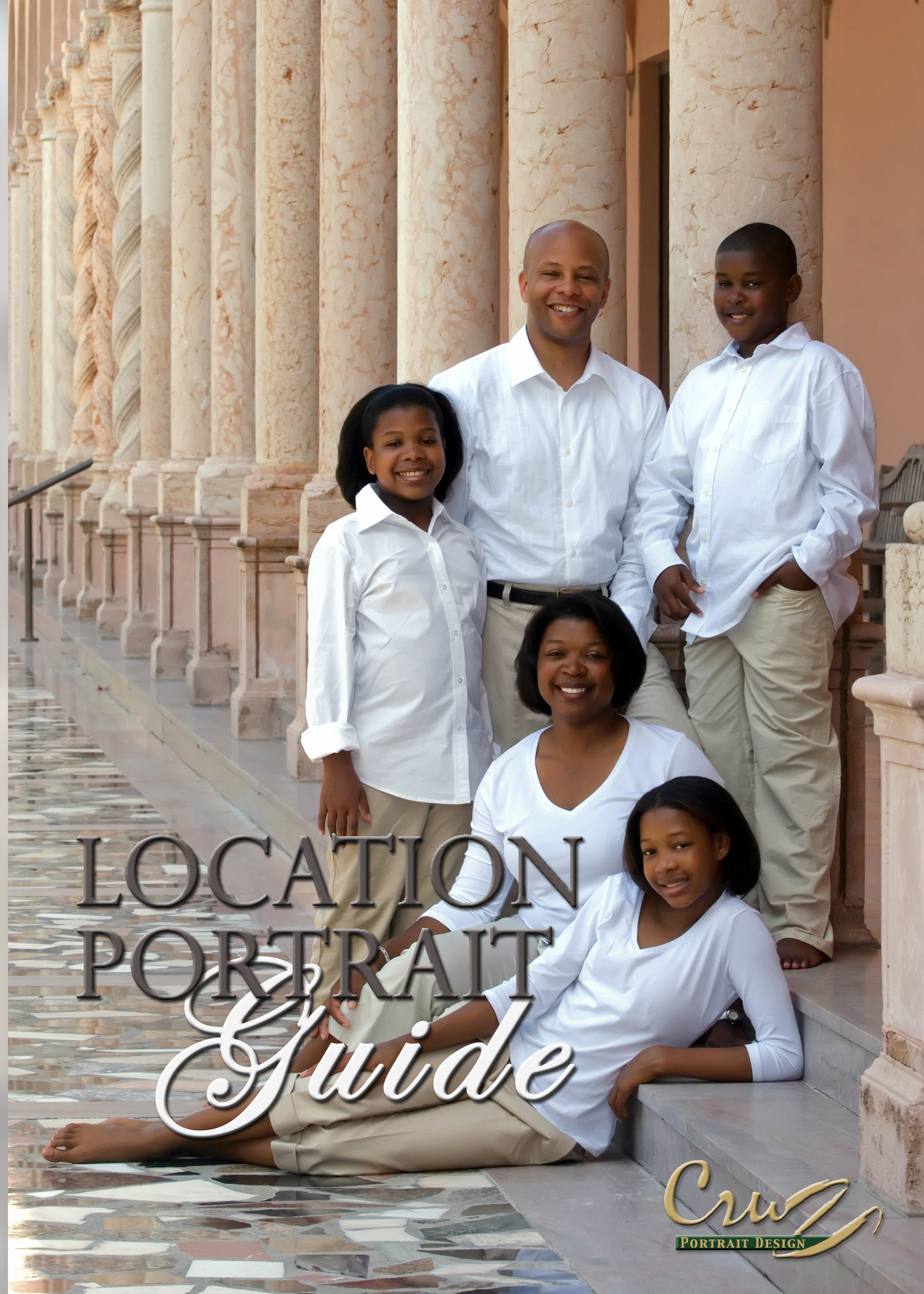 Location Portrait Guide Cruz Portrait Design